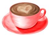 Valentine Cappuccino